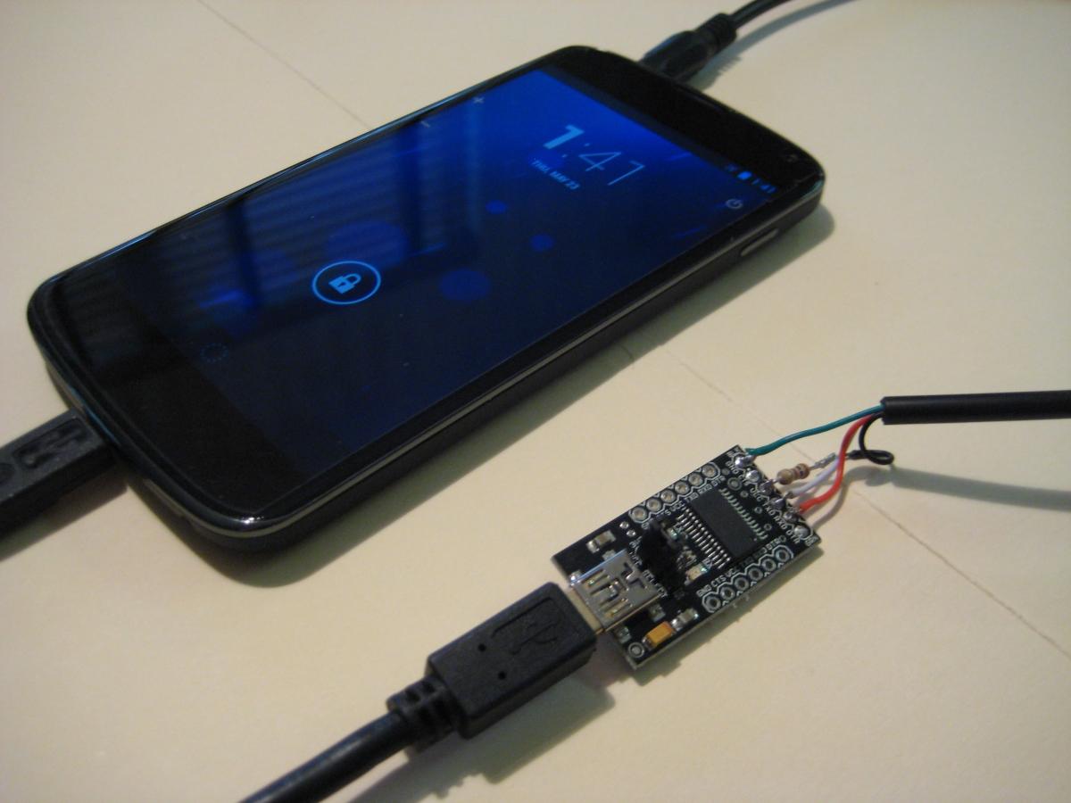 Building a Nexus 4 UART Debug CableStay ConnectedArchiveRelated Posts