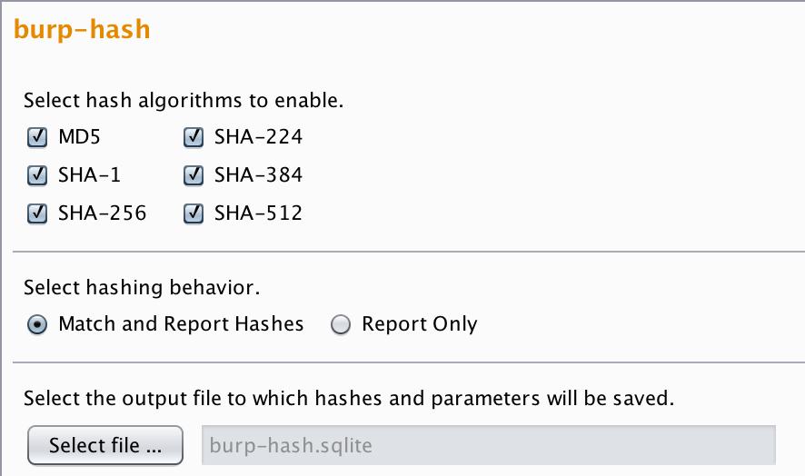black hat tools arsenal burp hash plugin part 2 how it works